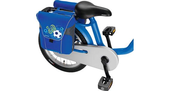 Puky DT 3 Doppeltasche blau Fußball